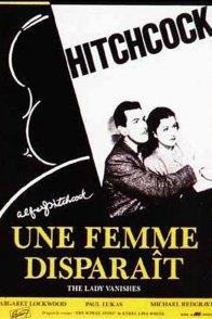 Affiche du film : Une femme disparait