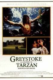 background picture for movie Greystoke la legende de tarzan