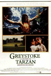Affiche du film : Greystoke la legende de tarzan
