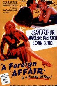 Affiche du film : La Scandaleuse de Berlin