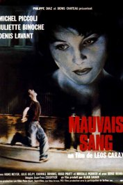 background picture for movie Mauvais sang