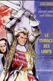 background picture for movie Le miracle des loups
