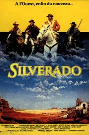 background picture for movie Silverado