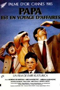 Affiche du film : Papa est en voyage d'affaires