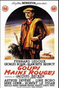 Affiche du film : Goupi mains rouges