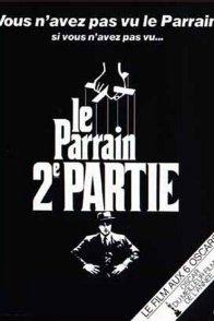 Affiche du film : Le Parrain, 2ème partie