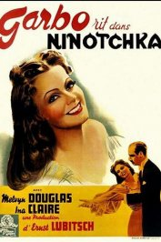 background picture for movie Ninotchka