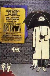 Affiche du film : Les espions