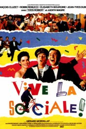 background picture for movie Vive la sociale