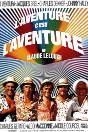 background picture for movie L'aventure, c'est l'aventure