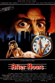 background picture for movie After hours