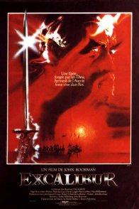 Affiche du film : Excalibur