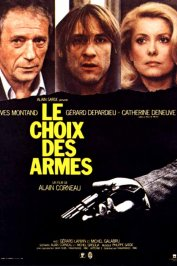 background picture for movie Le choix des armes