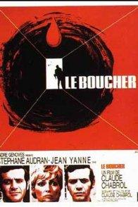 Affiche du film : Le boucher
