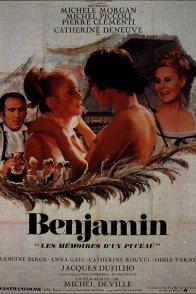 Affiche du film : Benjamin ou les mémoires d'un puceau