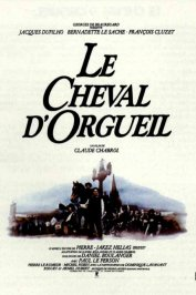 background picture for movie Le cheval d'orgueil