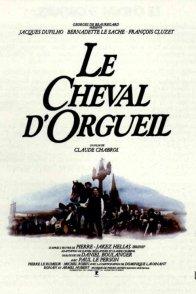 Affiche du film : Le cheval d'orgueil