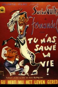 Affiche du film : Tu m'as sauve la vie