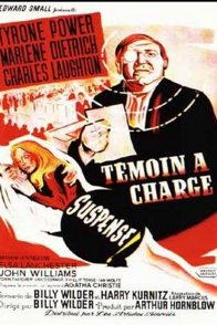 Affiche du film : Temoin a charge