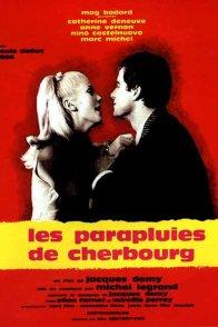 Affiche du film : Les parapluies de Cherbourg