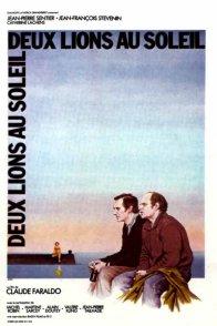Affiche du film : Deux lions au soleil