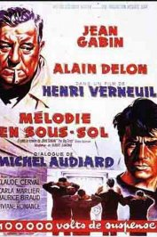 background picture for movie Mélodie en sous-sol