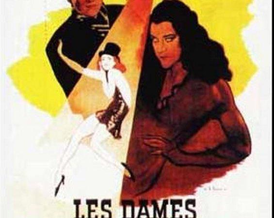 Photo du film : Les dames du bois de boulogne