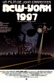 Affiche du film : New York 1997