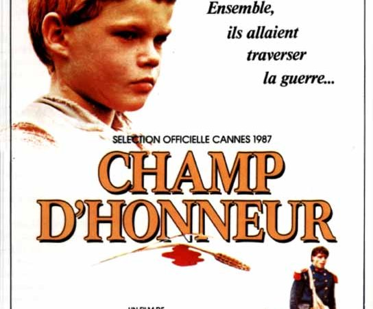 Photo du film : Champ d'honneur