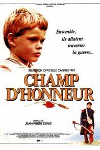 Affiche du film : Champ d'honneur