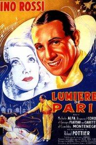 Affiche du film : Lumieres de paris