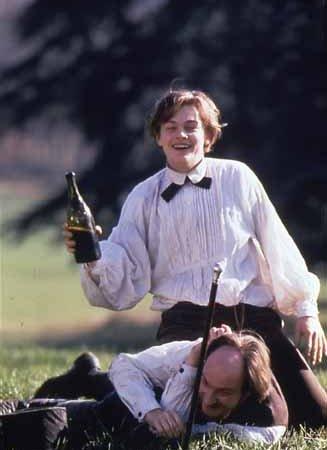 Photo du film : Rimbaud verlaine
