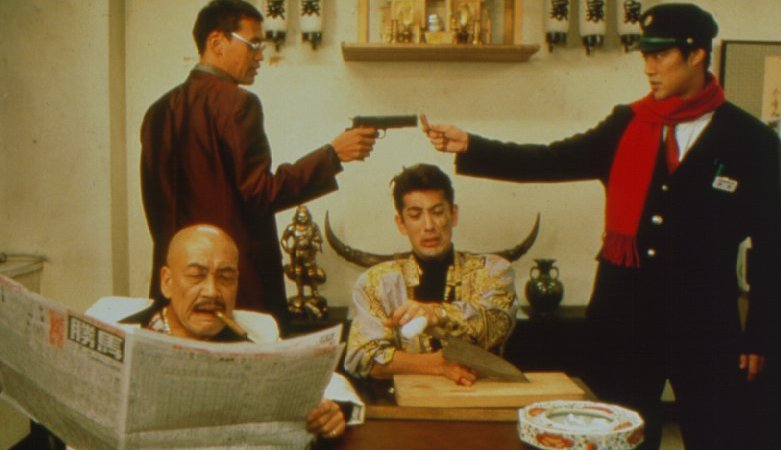 Photo dernier film Keisuke Horibe