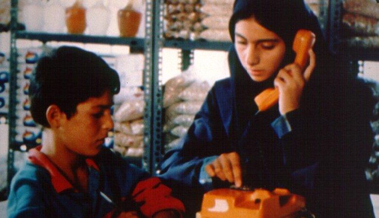 Photo dernier film Tayebeh Soori