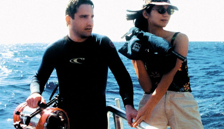 Photo du film : Open water (en eaux profondes)