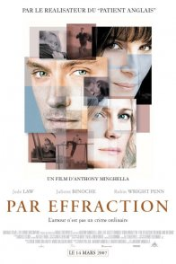 Affiche du film : Par effraction