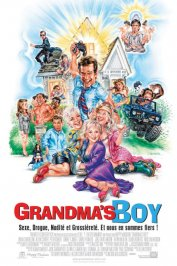 background picture for movie Grandma's boy