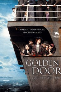 Affiche du film : Golden door