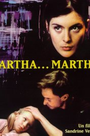 background picture for movie Martha... martha