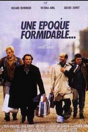 background picture for movie Une époque formidable