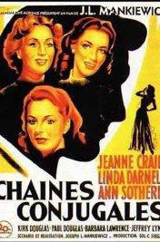 Affiche du film : Chaînes conjugales