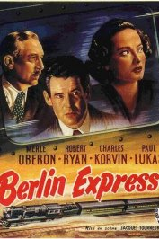 background picture for movie Berlin express