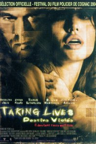 Affiche du film : Taking lives (destins violés)