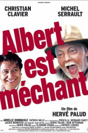 background picture for movie Albert est mechant