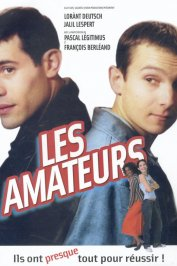 background picture for movie Les amateurs