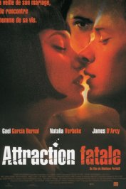 background picture for movie Attraction fatale
