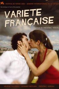 Affiche du film : Variete francaise