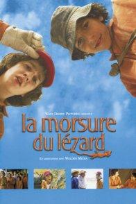 Affiche du film : La morsure du lezard