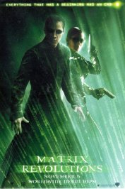background picture for movie Matrix Revolutions