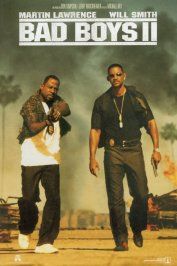 background picture for movie Bad boys II